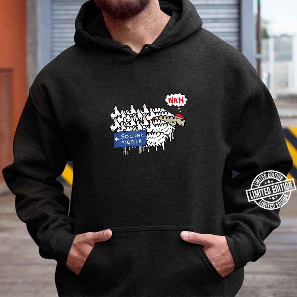 Anti Social Media Shirt hoodie