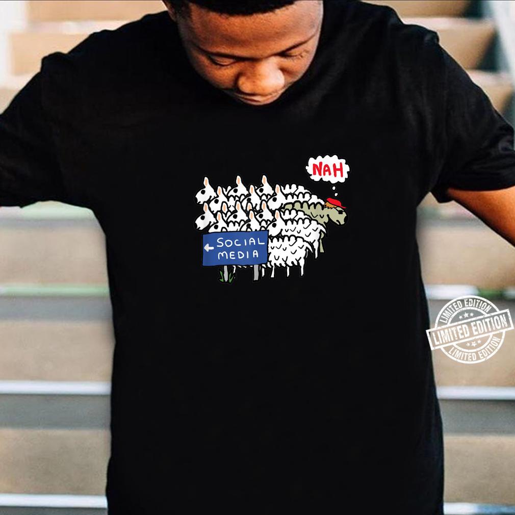 Anti Social Media Shirt