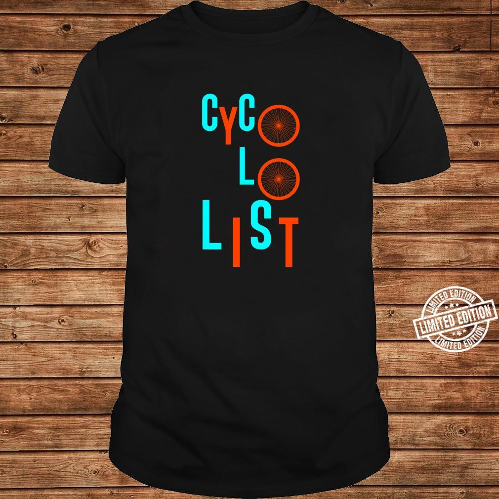 Cycologist Biker Shirt long sleeved
