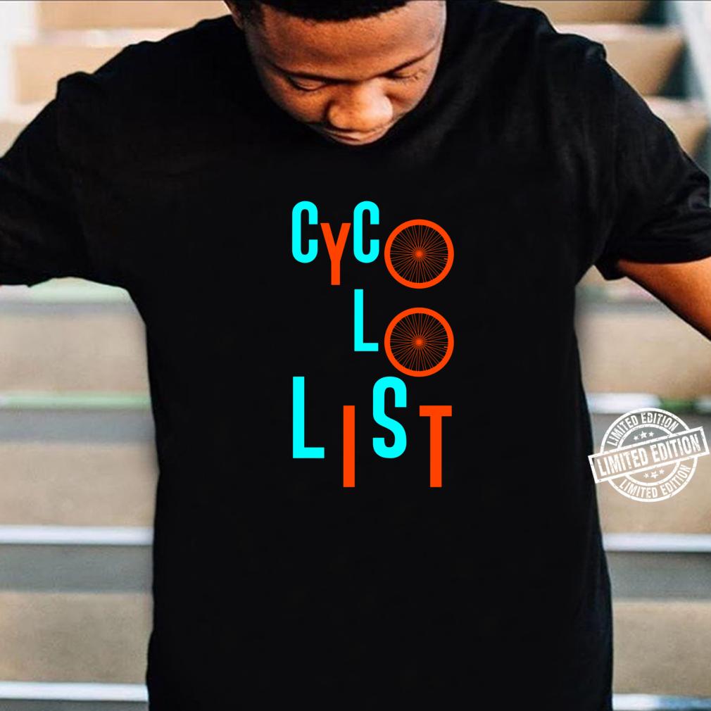 Cycologist Biker Shirt