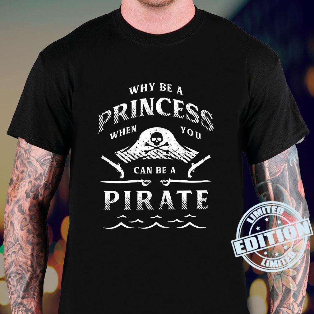 Damen Lustiges PiratenAbenteuershirt für Freibeuter Shirt sweater