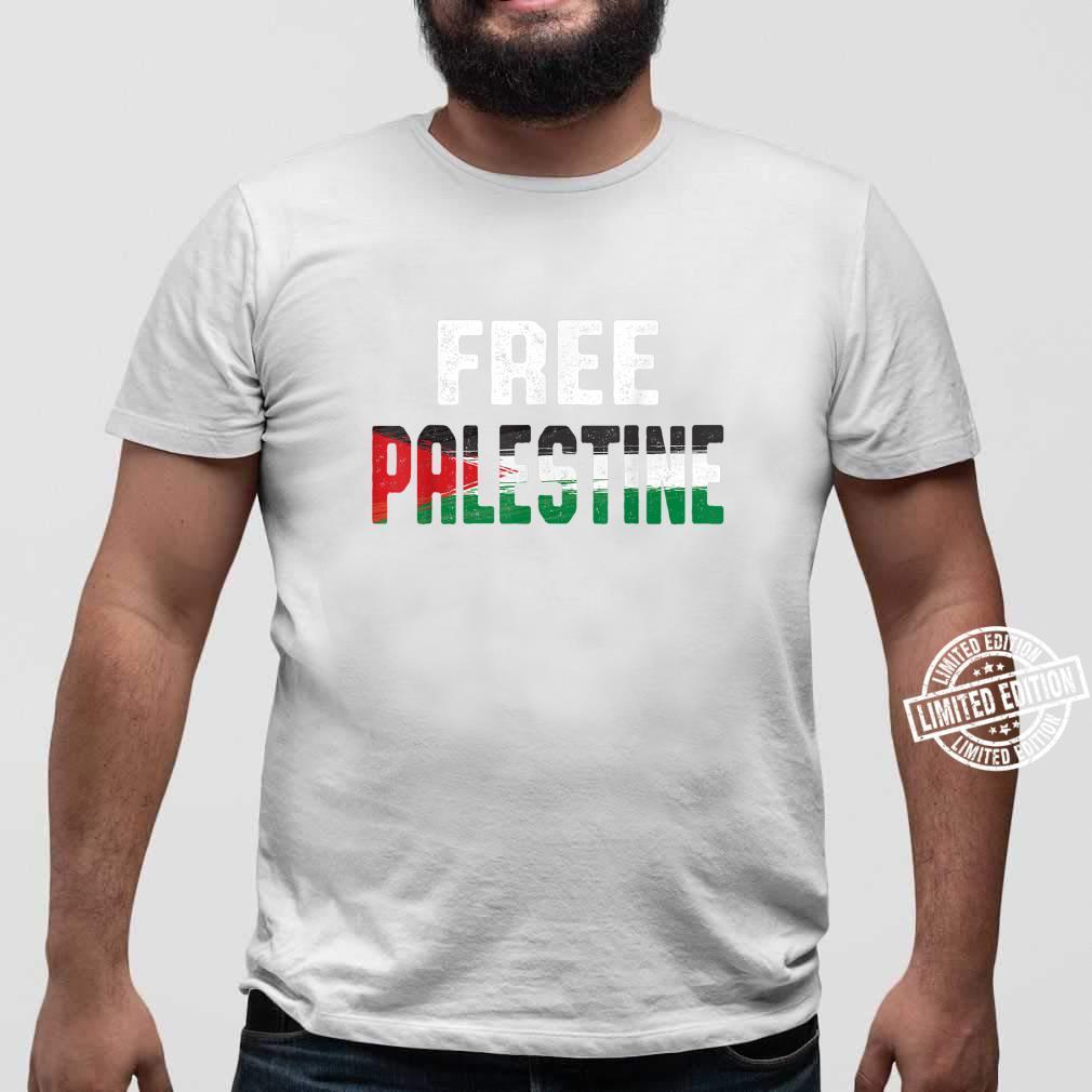 Free Palestine and Shirt sweater
