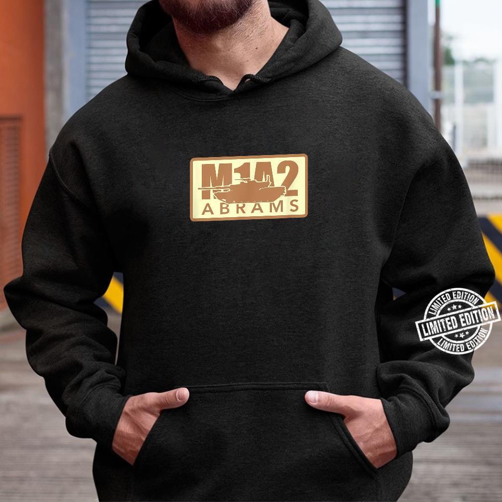 M1 Abrams Patch Shirt hoodie